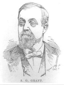 A. G. Grant Sketch