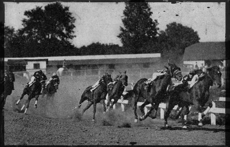 Beulah Park, Grove City, OH - Horse Races - 1926