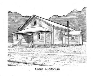 Grant Auditorium - Grove City, OH