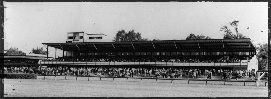 Grove City, OH - Beulah Park Grandstand