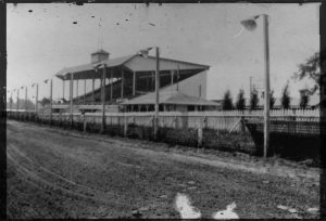 Grove City, OH - Greyhound Grandstand - 1926