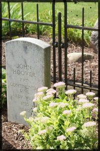 Jackson Township - John Hoover Grave