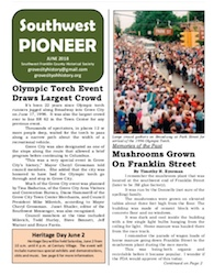 Southwest Pioneer June 2018 Cover