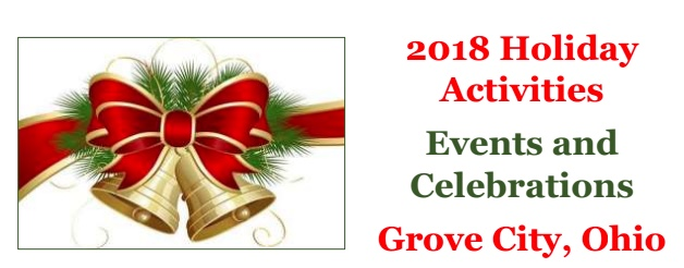 Grove City Holiday Schedule