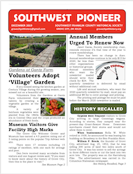 Southwest Pioneer December 2019 Cover