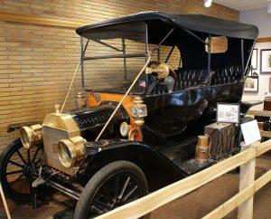 Grove City Museum Model T