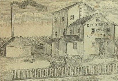 Dyer Flour Mill Georgesville