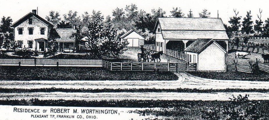 Worthington Farm Pleasant Township