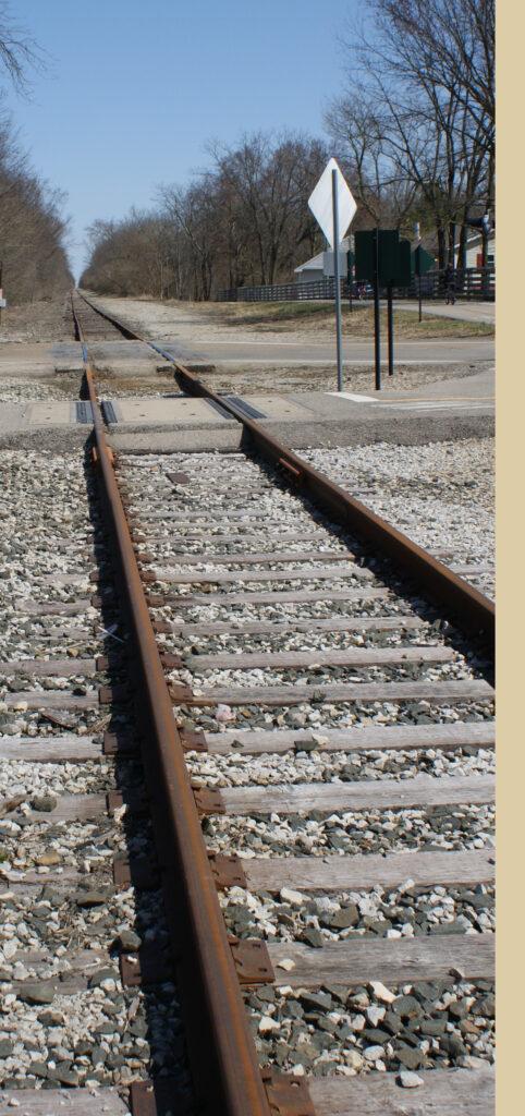 Former New York Central Track