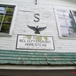 The Relieffe Grant Homestead Sign - Grove City, OH